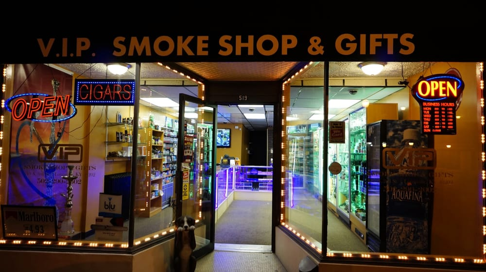 How to open a tobacco shop